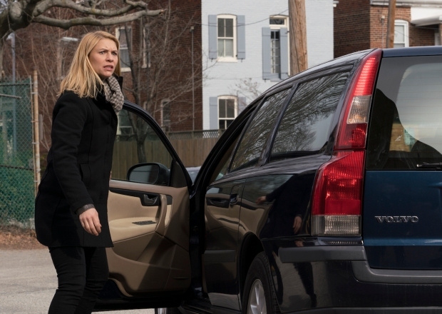 Homeland Season 7 Episode 9 Carrie