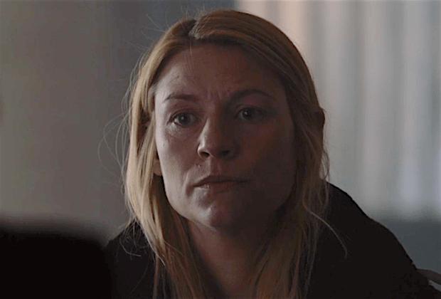 Homeland Season 7 Finale Carrie Claire Danes