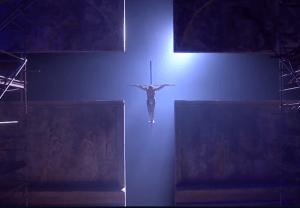 Jesus Christ Superstar LIve Crucifixion Video