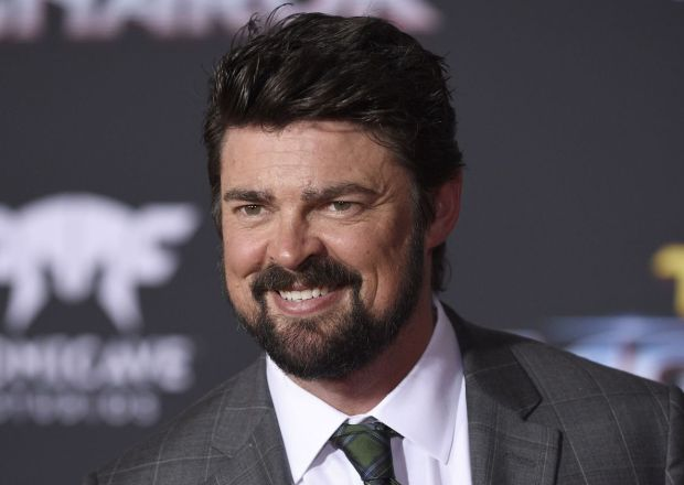 Karl Urban The Boys Amazon
