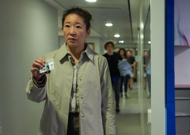 Killing Eve Renewed Season 2 BBC America Sandra Oh
