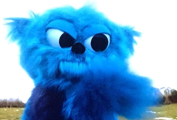 Legends Tomorrow Beebo Kills Mallus