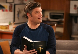 Living Biblically Cancelled CBS Season 1