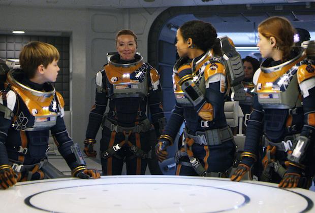 Lost in Space' Review of Netflix Sci-Fi Adventure Reboot   TVLine