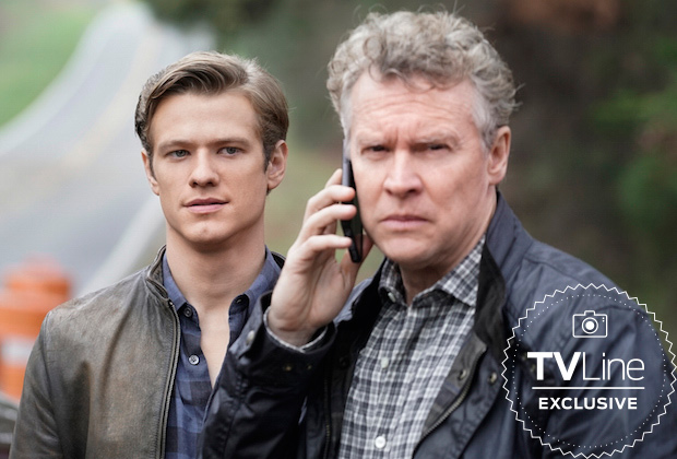 MacGyver Father Reunion