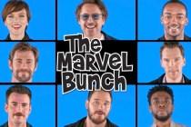 Avengers: Infinity War Cast Performs Epic Brady Bunch Sendup — Watch