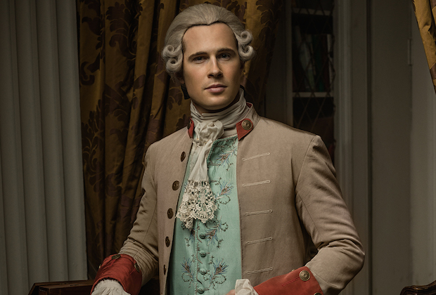 Outlander Season 4 Lord John Jamie David Berry Interview