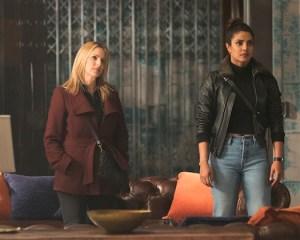 Quantico Season 3 Preview Marlee Matlin