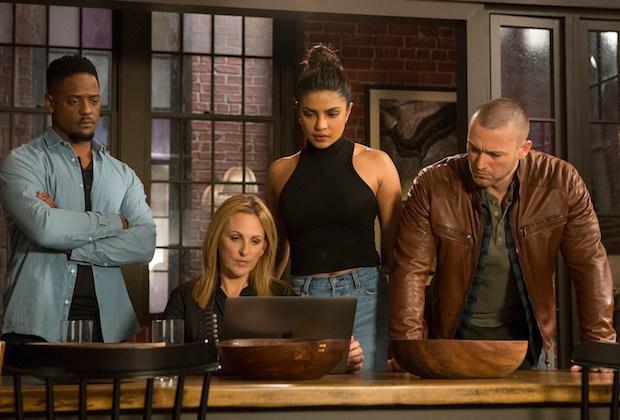 Quantico Season 3 Spoilers Marlee Matlin Interview