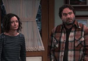 Roseanne Video Johnny Galecki David