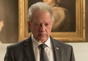 Scandal Cyrus Dies