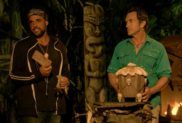 Survivor Ratings Ghost Island