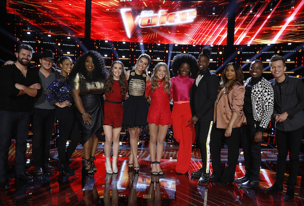 the voice season 14 final four predictions
