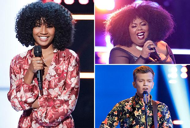 the voice season 14 top 12 predictions britton buchanan kyla jade