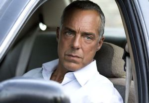 Titus Welliver Photos Lost The X Files Bosch Memories From the Set