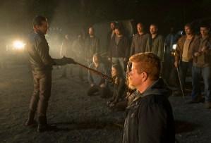 the-walking-dead-season 9 spoilers negan killed dies