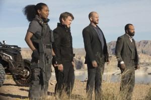 Westworld premiere season 2 episode 1