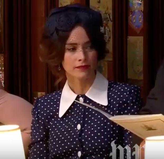 Abigail Spencer Royal Wedding