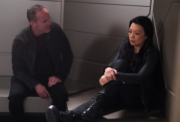 Agents of SHIELD Recap Finale