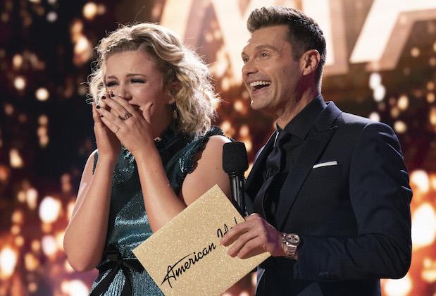 American Idol Winner Maddie Poppe