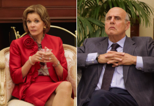 Arrested Development Jessica Walter Jeffrey Tambor Harassment