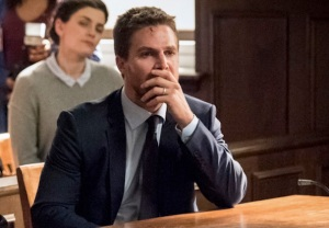 Arrow Recap Oliver Trial Tommy