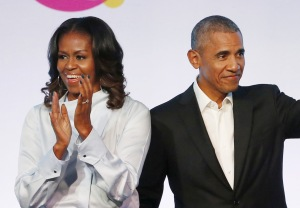 Barack Obama Michelle Obama Netflix Production Deal
