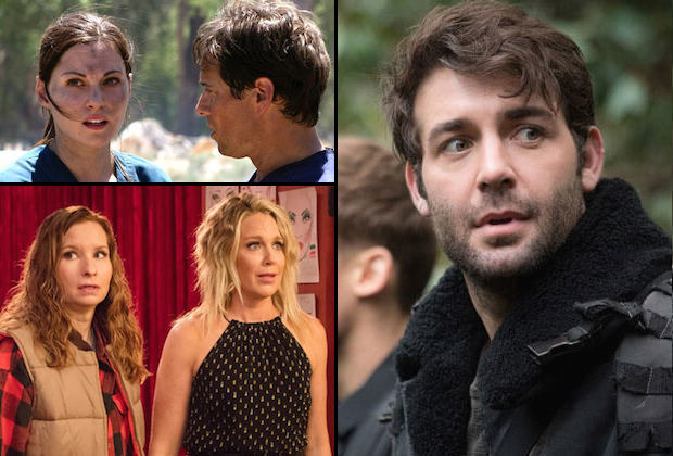 Cancelled TV Shows Summer 2018