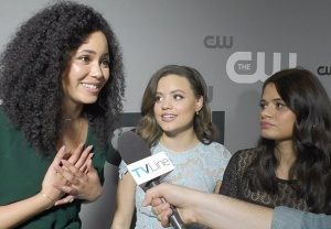 Charmed Reboot Interview