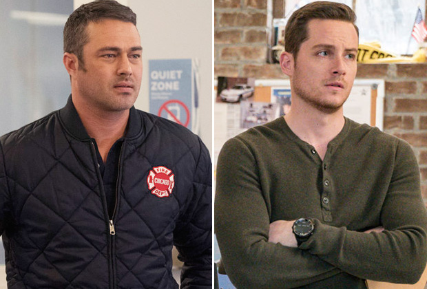 Chicago Fire Chicago PD Renewed