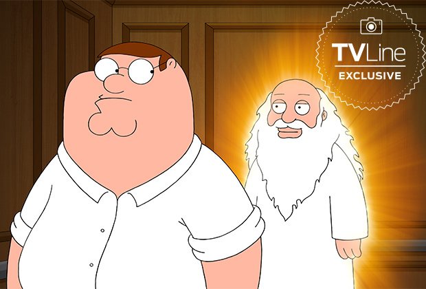 Family Guy Season Finale
