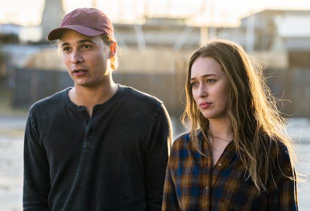fear the walking dead season 4 episode 6 recap alicia shoots john