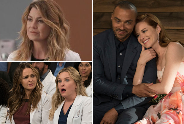 greys anatomy best moments season 14 photos arizona april