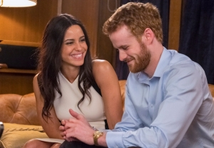Harry And Meghan A Royal Romance Parisa Fitz-Henley Interview