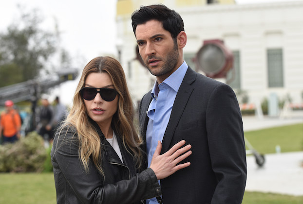 Did Lucifer Bonus Episode Reveal Chloe S Reaction To Devil Face Tvline