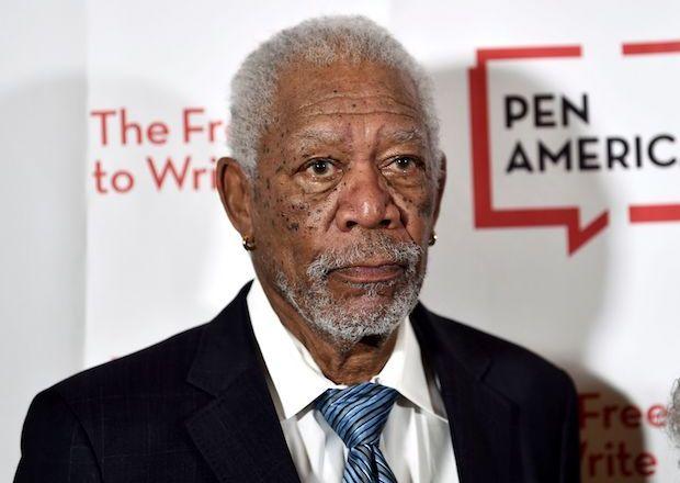 Morgan Freeman Sexual Harassment CNN Apology Retraction