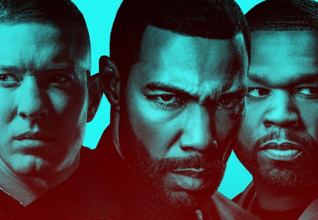 Power Season 5 Poster Starz