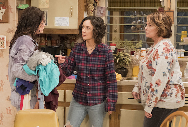 Roseanne Season 11 Emmys For Your Consideration Cancelled
