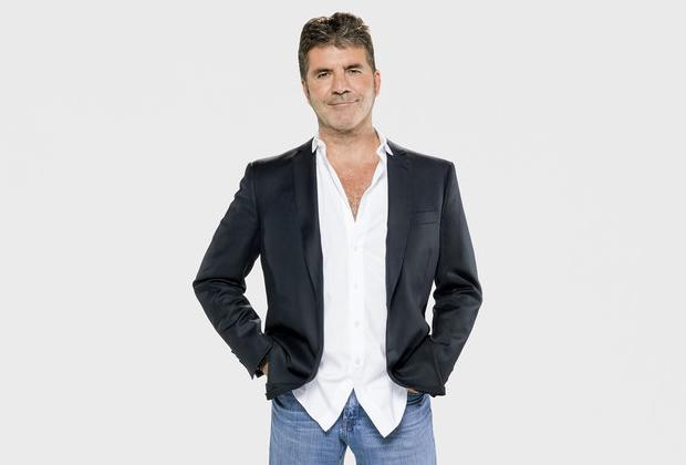 Simon Cowell Broken Back