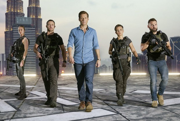 Strike Back Final Season