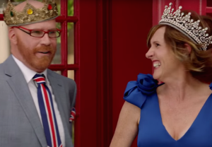 Will Ferrell Molly Shannon The Royal Wedding With Cord and Tish HBO