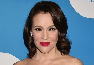 Alyssa Milano Tempting Fate