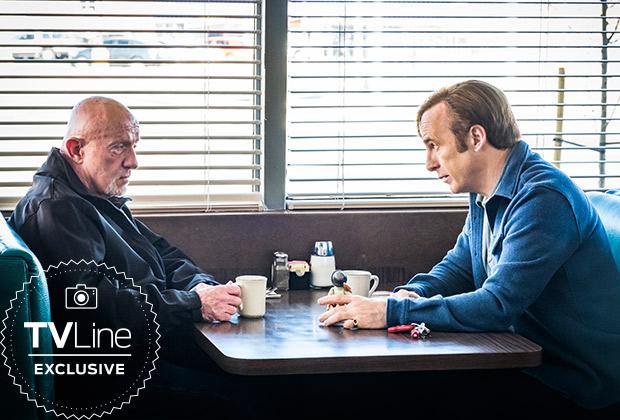 Better Call Saul Season 4 AMC Mike Jimmy