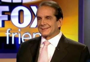 Charles Krauthammer Dead 68