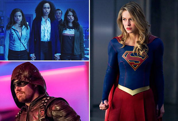The CW Fall Premiere Dates 2018