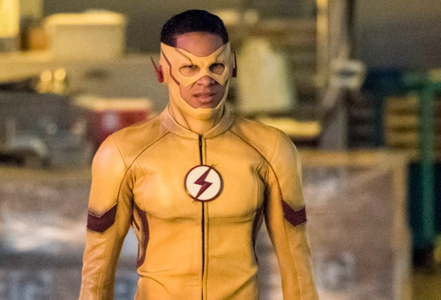 Flash Wally West Quits