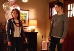 Flash Season 5 Nora Daughter