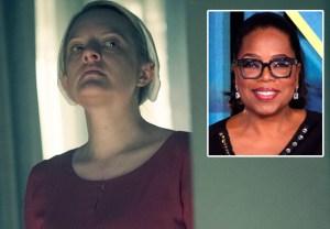 Oprah Winfrey The Handmaids Tale Cameo Season 2 Episode 11