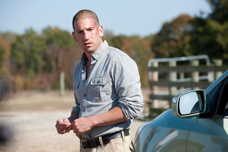 Jon Berthal Returns to The Walking Dead