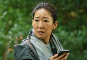 Killing Eve Season 1 Episode 4 Sandra Oh